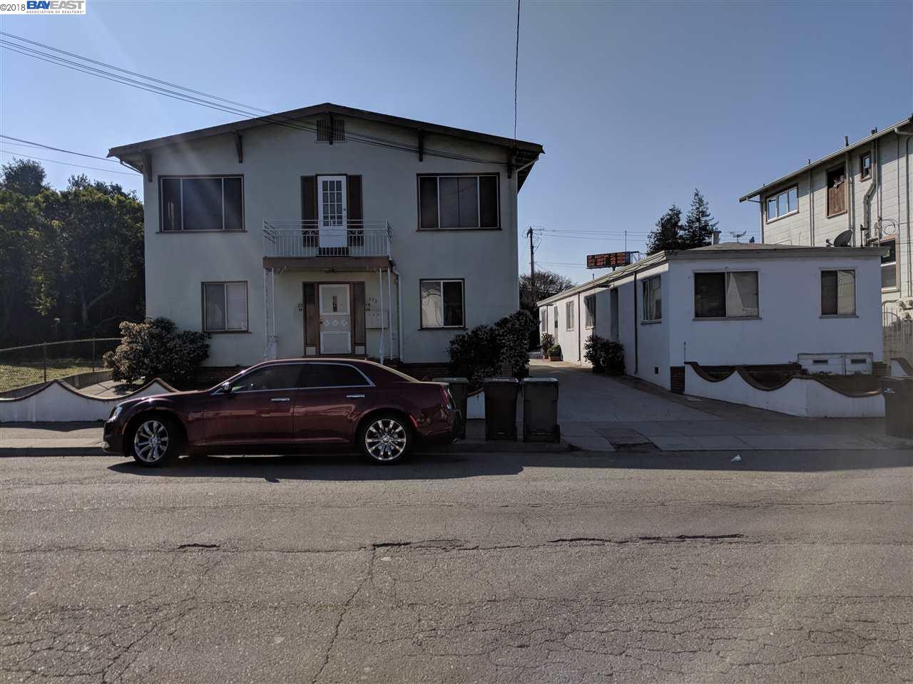 Multi-Family Home for Sale at 577 56th Street 577 56th Street Oakland, California 94609 United States