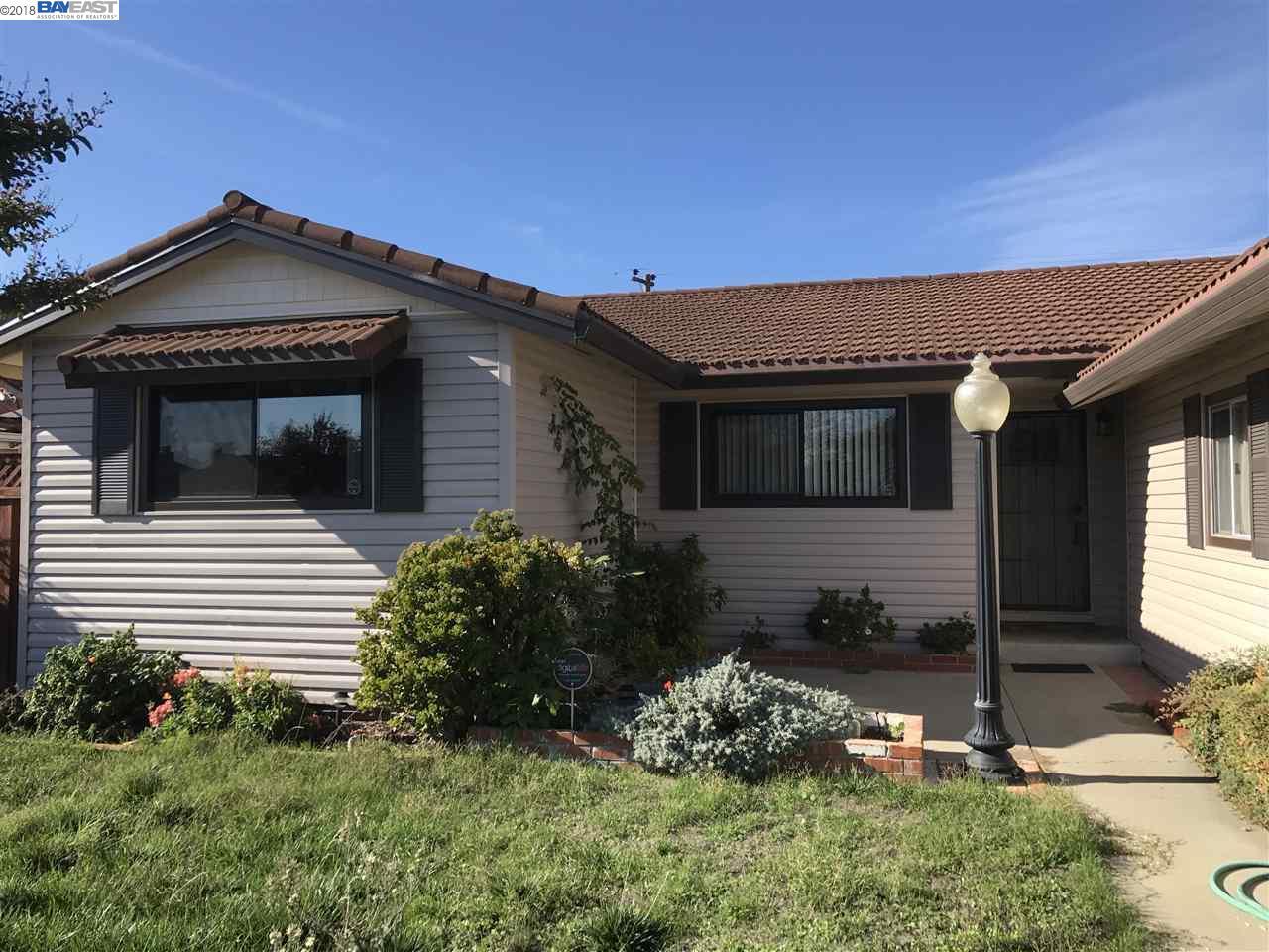 Частный односемейный дом для того Аренда на 4279 Blue Ridge Street 4279 Blue Ridge Street Fremont, Калифорния 94536 Соединенные Штаты