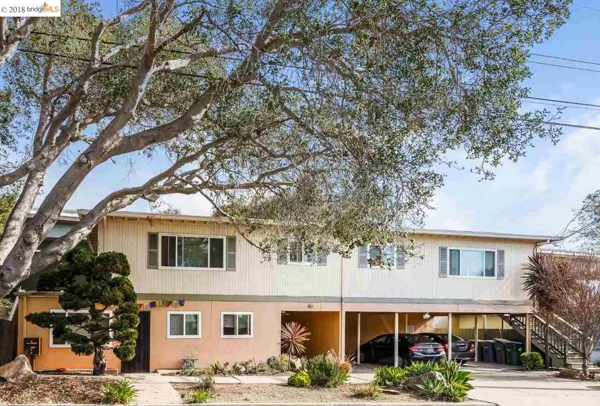 Maison avec plusieurs logements pour l Vente à 938 Lexington Avenue 938 Lexington Avenue El Cerrito, Californie 94530 États-Unis