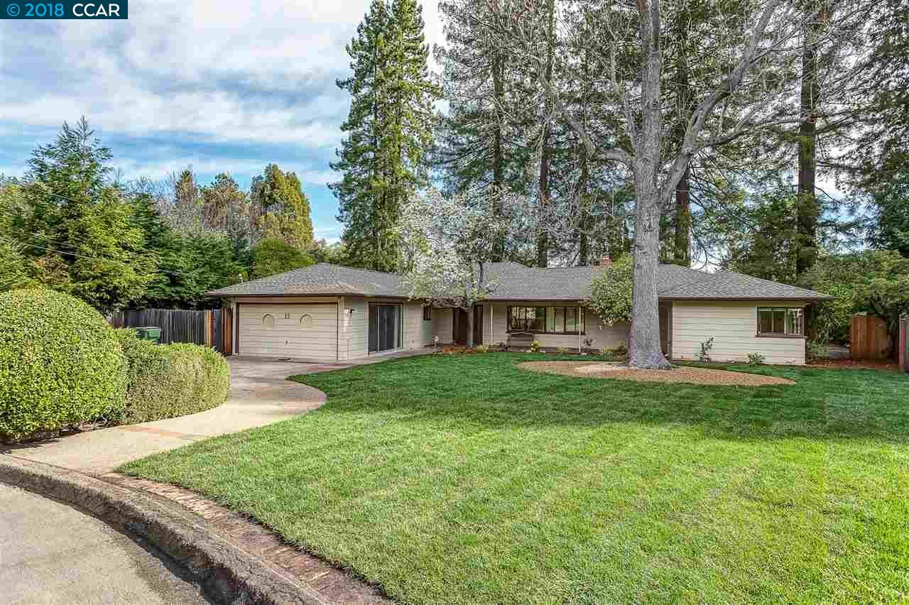 Einfamilienhaus für Mieten beim 10 DIABLO Circle 10 DIABLO Circle Lafayette, Kalifornien 94549 Vereinigte Staaten