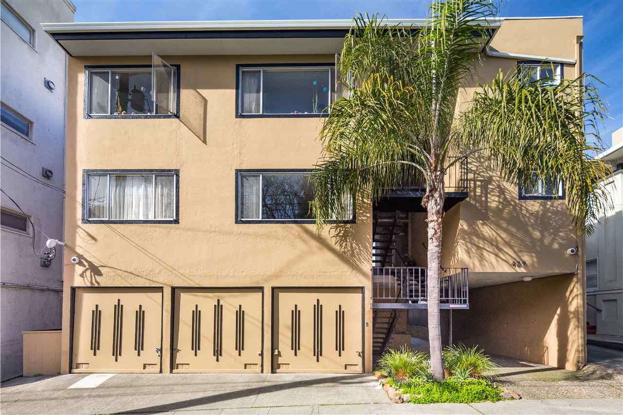 Multi-Family Home for Sale at 429 Bellevue Avenue 429 Bellevue Avenue Oakland, California 94610 United States