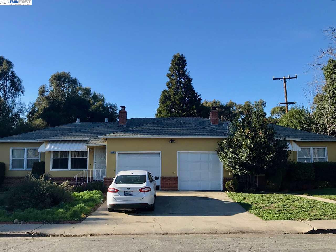 二世帯住宅 のために 売買 アット 1382 Russell Way 1382 Russell Way Hayward, カリフォルニア 94541 アメリカ合衆国