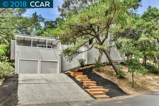 Single Family Home for Sale at 91 La Bolsa Road 91 La Bolsa Road Walnut Creek, California 94598 United States