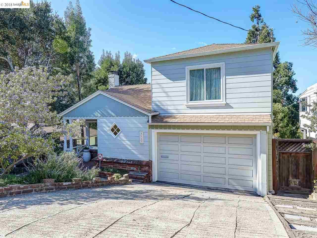 Einfamilienhaus für Verkauf beim 4689 Fair Avenue 4689 Fair Avenue Oakland, Kalifornien 94619 Vereinigte Staaten