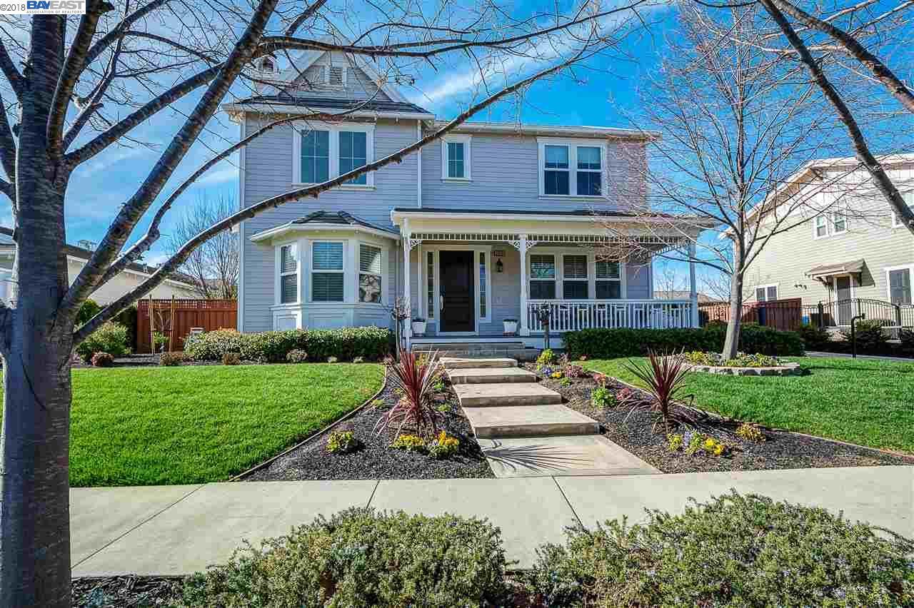 واحد منزل الأسرة للـ Sale في 2839 Cellars Drive 2839 Cellars Drive Livermore, California 94550 United States