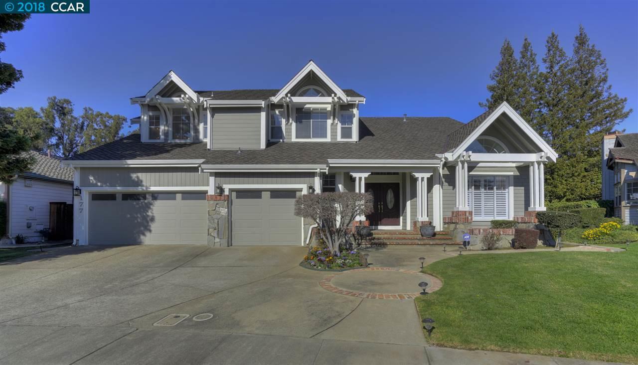 Maison unifamiliale pour l Vente à 177 Sealion Place 177 Sealion Place Vallejo, Californie 94591 États-Unis
