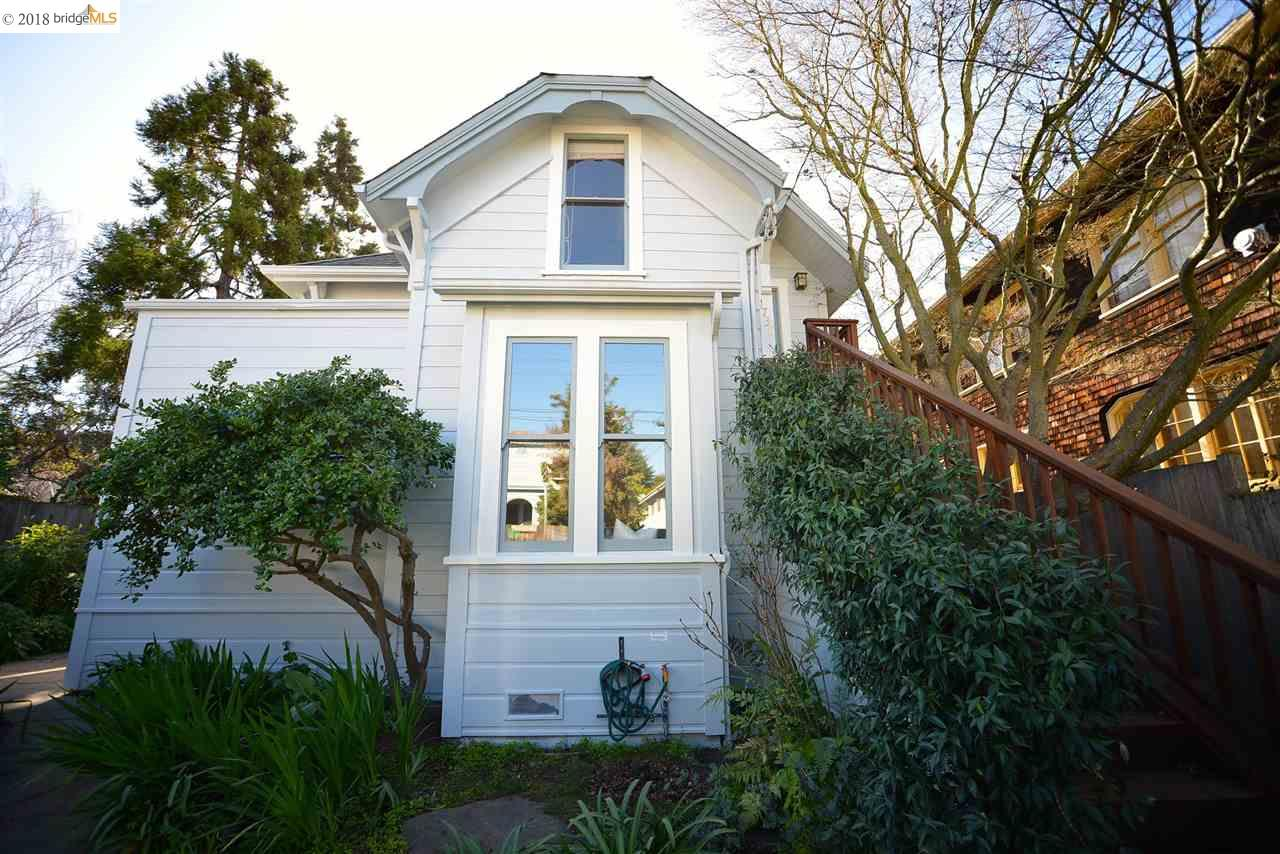 Additional photo for property listing at 1736 Berkeley Way 1736 Berkeley Way Berkeley, カリフォルニア 94703 アメリカ合衆国