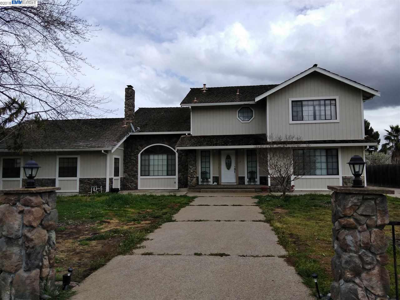 Maison unifamiliale pour l Vente à 4826 Calle De Oro 4826 Calle De Oro Oakley, Californie 94561 États-Unis