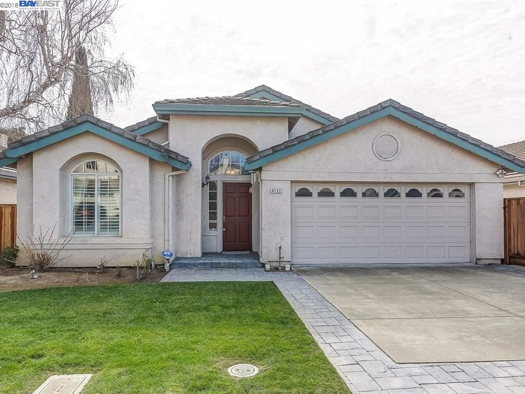 Single Family Home for Sale at 8152 Canyon Creek Circle 8152 Canyon Creek Circle Pleasanton, California 94588 United States