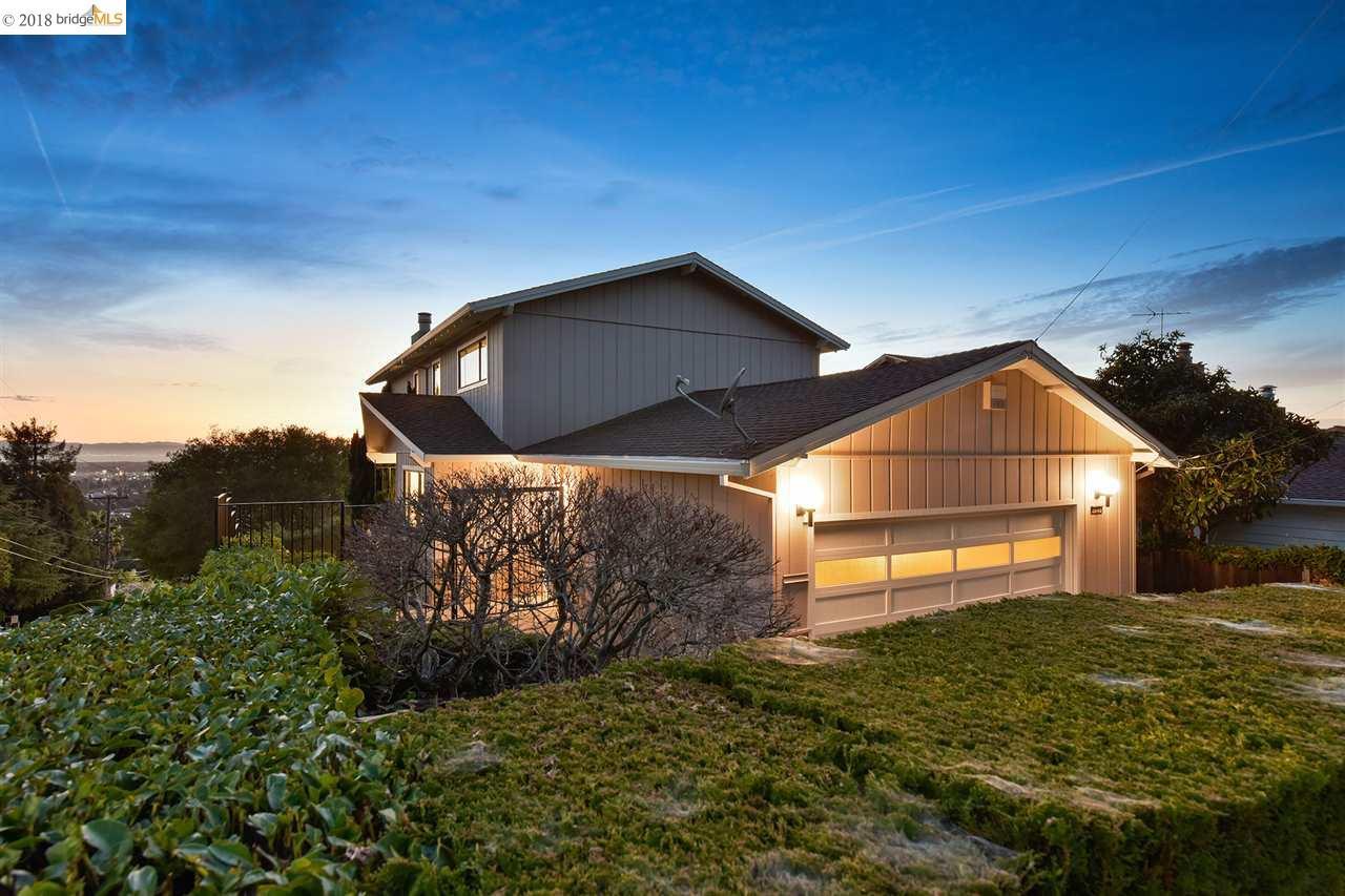 Einfamilienhaus für Verkauf beim 3845 Victor Avenue 3845 Victor Avenue Oakland, Kalifornien 94619 Vereinigte Staaten