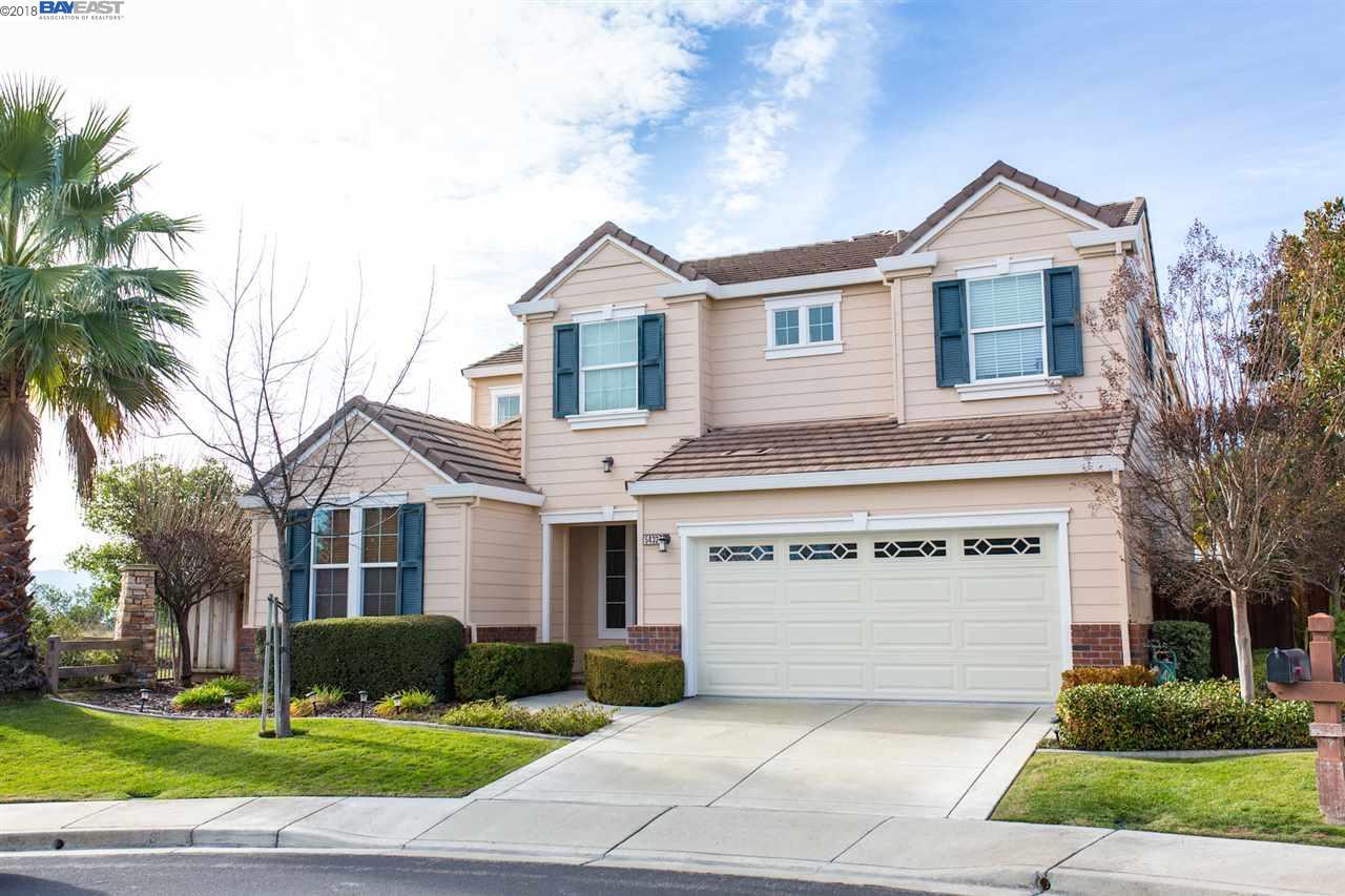 一戸建て のために 売買 アット 5432 Crestridge Ter 5432 Crestridge Ter Dublin, カリフォルニア 94568 アメリカ合衆国