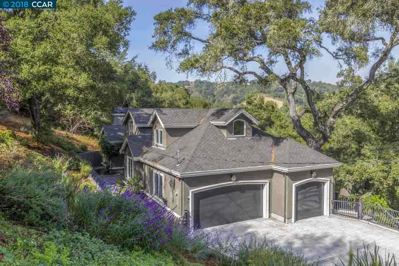 一戸建て のために 売買 アット 49 Diablo View Drive 49 Diablo View Drive Orinda, カリフォルニア 94563 アメリカ合衆国