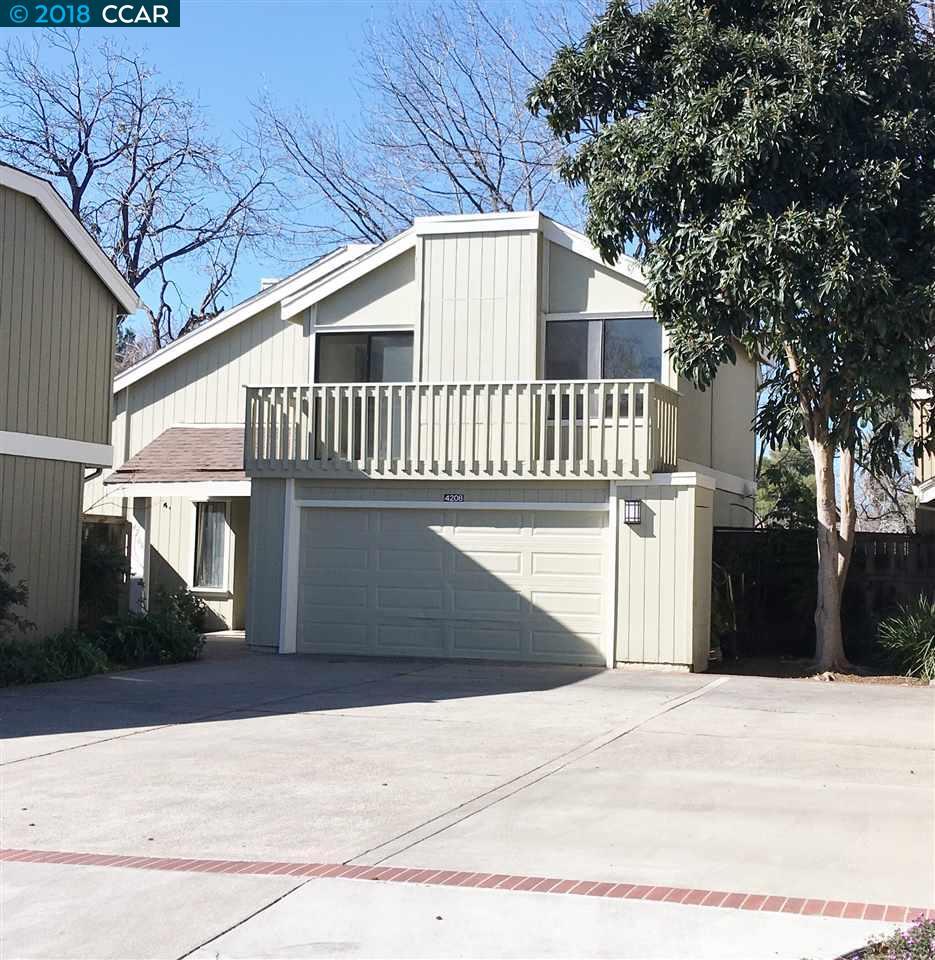 Таунхаус для того Продажа на 4208 Dubhe Court 4208 Dubhe Court Concord, Калифорния 94521 Соединенные Штаты