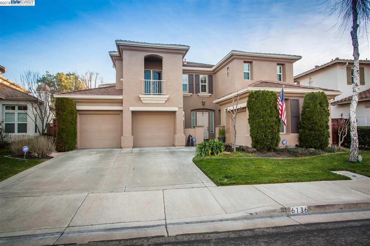 一戸建て のために 売買 アット 6136 Ledgewood Ter 6136 Ledgewood Ter Dublin, カリフォルニア 94568 アメリカ合衆国