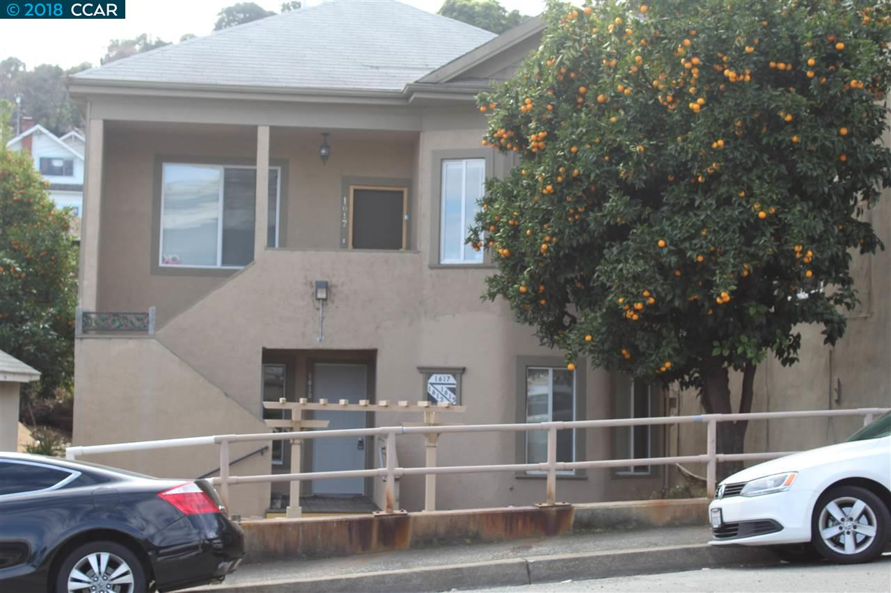 Multi-Family Home for Sale at 1617 Pomona Street 1617 Pomona Street Crockett, California 94525 United States