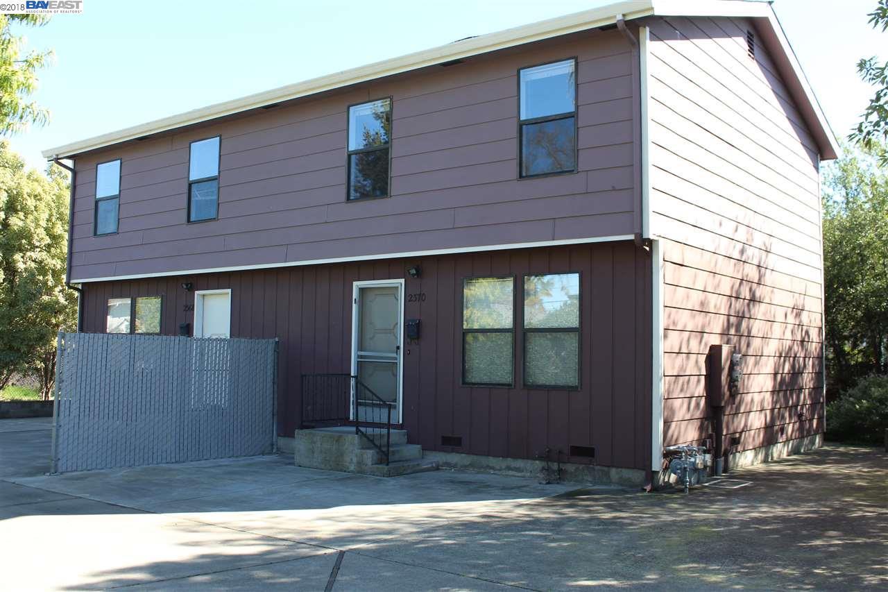 Многосемейный дом для того Аренда на 2370 W Avenue 133Rd 2370 W Avenue 133Rd San Leandro, Калифорния 94577 Соединенные Штаты