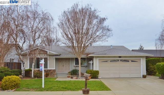 Частный односемейный дом для того Продажа на 34834 WABASH RIVER Place 34834 WABASH RIVER Place Fremont, Калифорния 94555 Соединенные Штаты