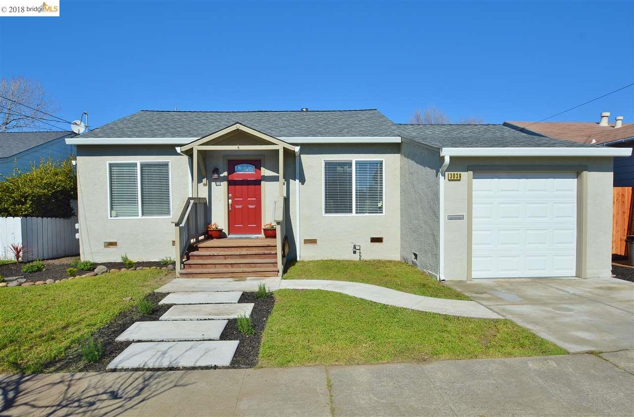 3039 ANDRADE AVE, RICHMOND, CA 94804