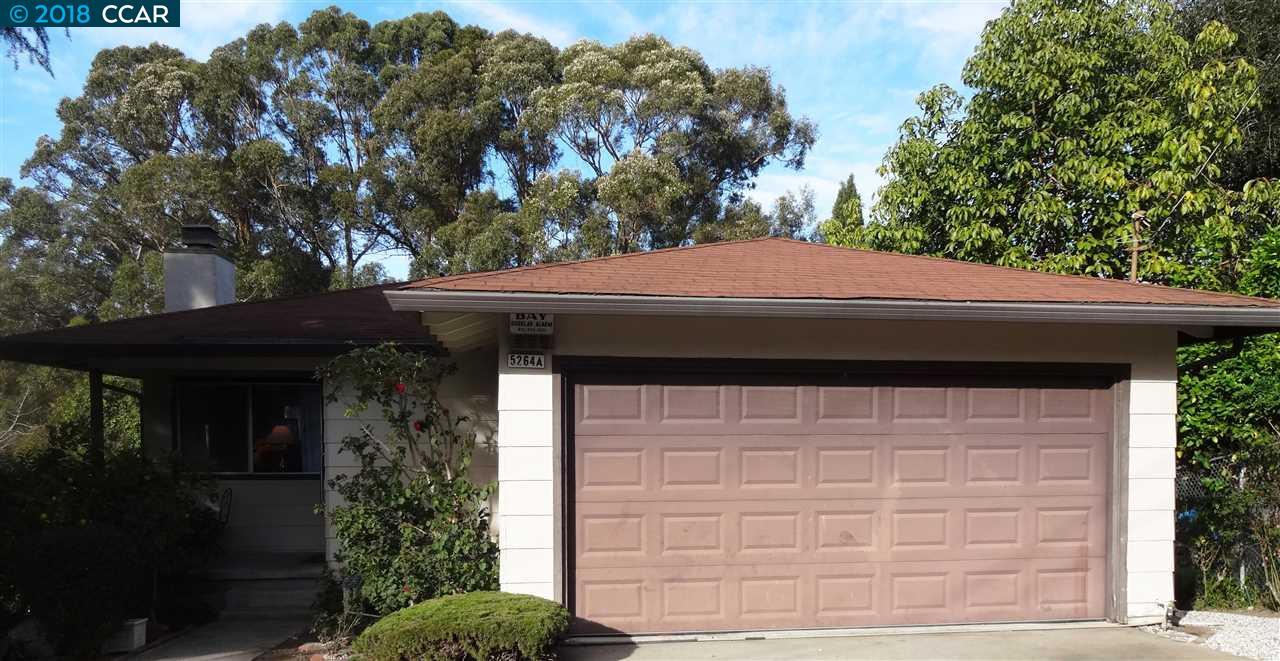 Casa Unifamiliar por un Venta en 5264 Sunset Drive 5264 Sunset Drive El Sobrante, California 94803 Estados Unidos