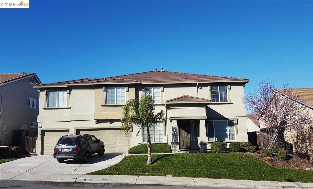 واحد منزل الأسرة للـ Rent في 1970 Canyon Oaks Circle 1970 Canyon Oaks Circle Pittsburg, California 94565 United States