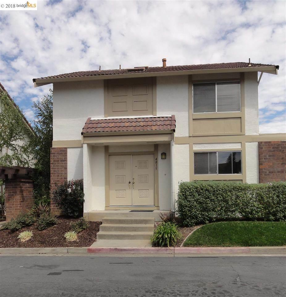 Single Family Home for Rent at 4815 EAGLE WAY 4815 EAGLE WAY Concord, California 94521 United States