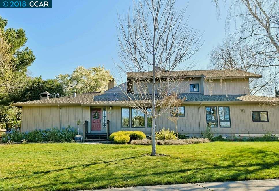 Townhouse for Sale at 3109 Hackney Lane 3109 Hackney Lane Walnut Creek, California 94598 United States