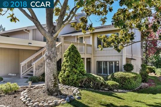 Кондоминиум для того Продажа на 703 Terra California Drive 703 Terra California Drive Walnut Creek, Калифорния 94595 Соединенные Штаты