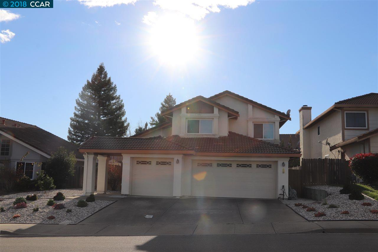 Частный односемейный дом для того Аренда на 5360 Carriage Drive 5360 Carriage Drive El Sobrante, Калифорния 94803 Соединенные Штаты
