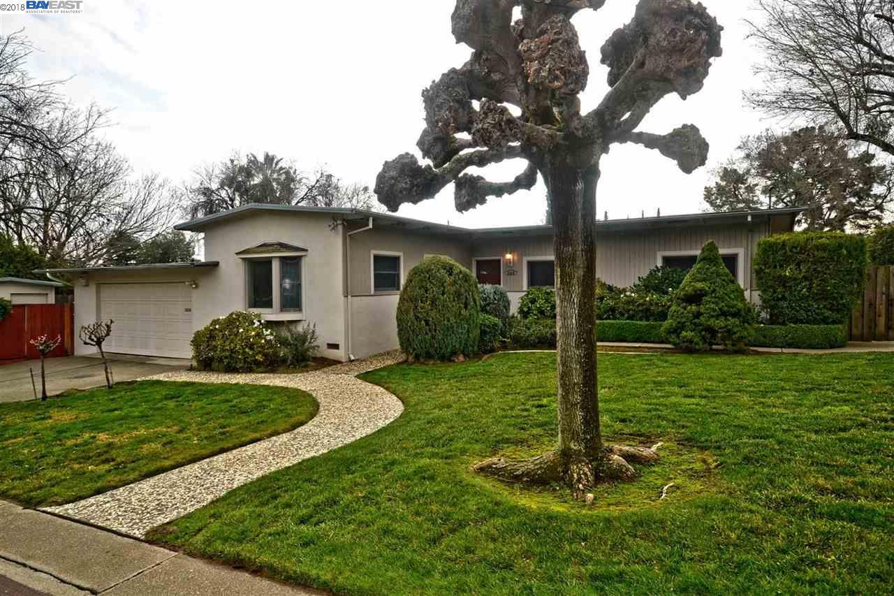Частный односемейный дом для того Продажа на 209 Towers Drive 209 Towers Drive Pacheco, Калифорния 94553 Соединенные Штаты