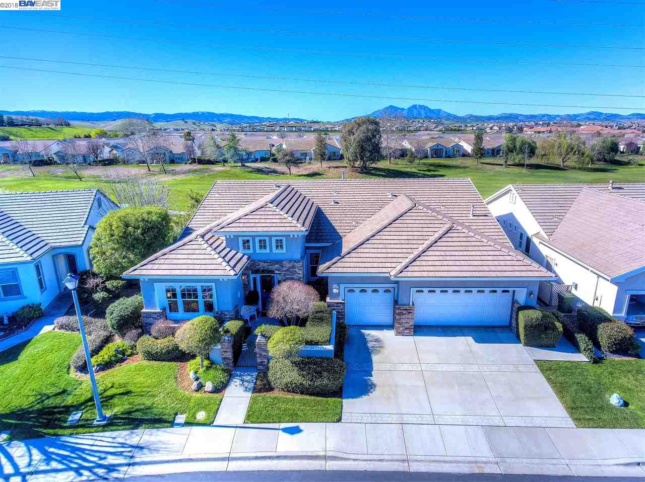 Single Family Home for Sale at 391 Grenadier Way 391 Grenadier Way Brentwood, California 94513 United States