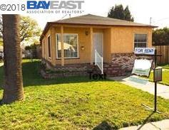 Частный односемейный дом для того Аренда на 409 Estabrook 409 Estabrook San Leandro, Калифорния 94577 Соединенные Штаты