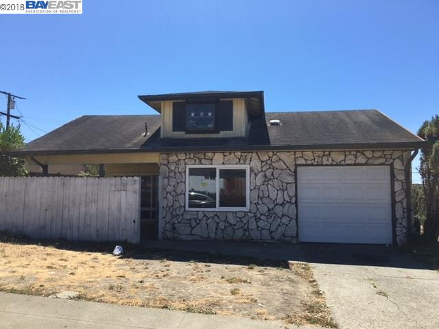 3156 HENDERSON DR, RICHMOND, CA 94806