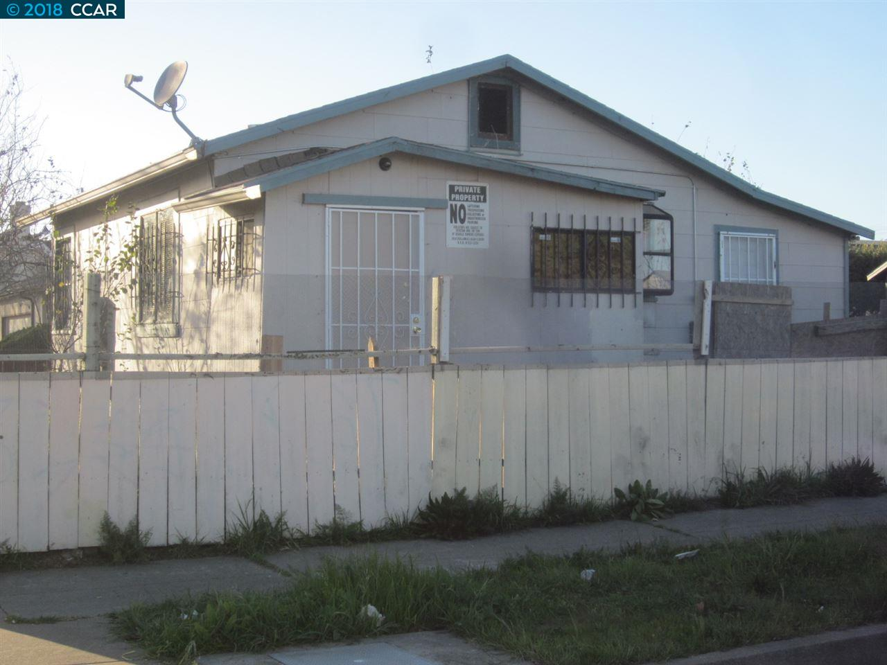 2729 CUTTING BLVD, RICHMOND, CA 94804