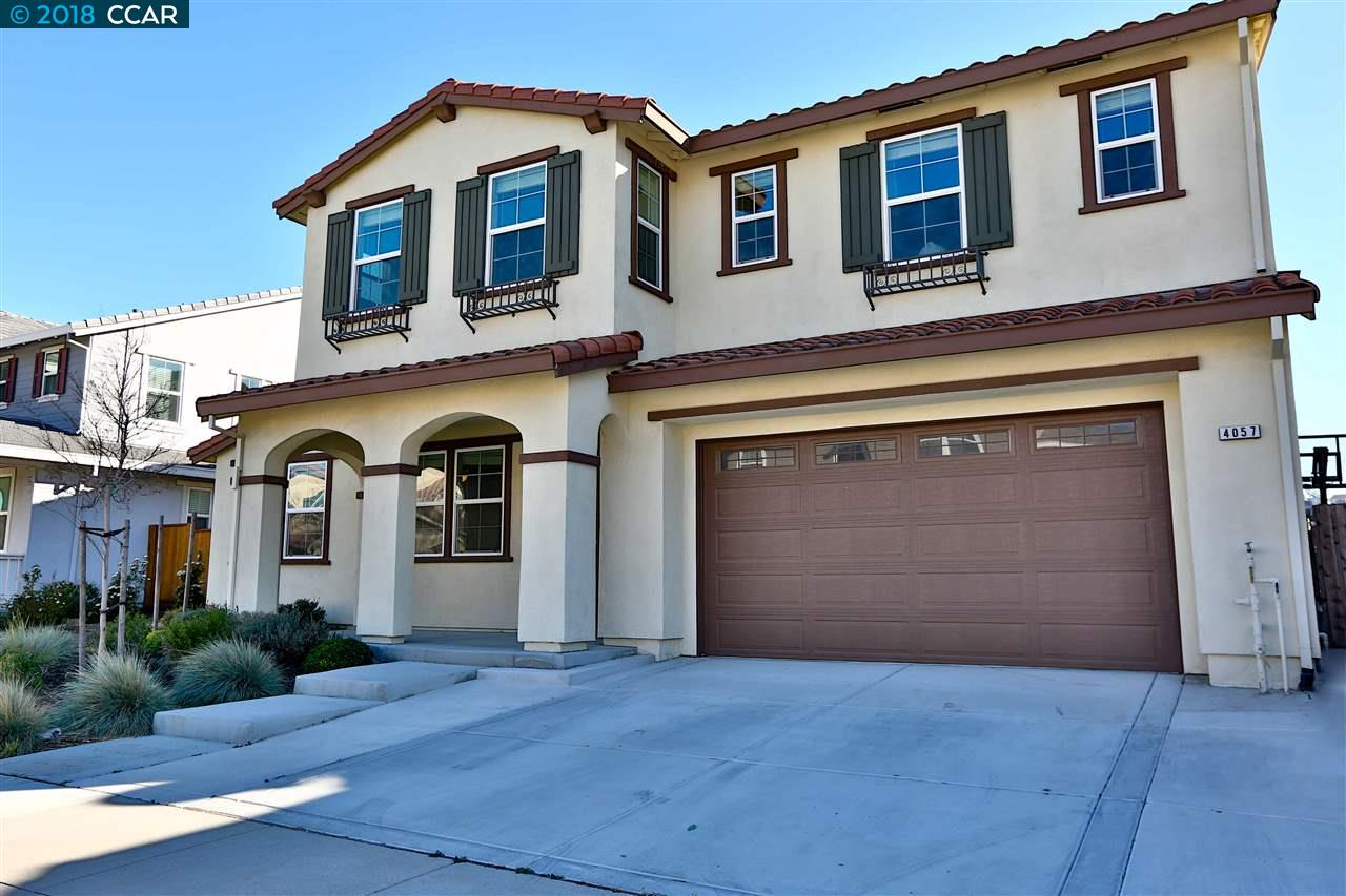 Single Family Home for Sale at 4057 Sarasta Bay Drive 4057 Sarasta Bay Drive Pittsburg, California 94565 United States