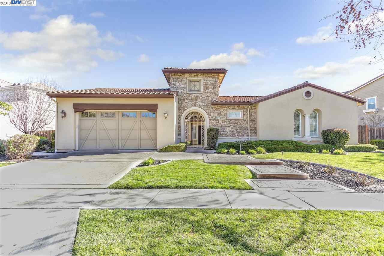 獨棟家庭住宅 為 出租 在 1459 Irongate Court 1459 Irongate Court Pleasanton, 加利福尼亞州 94588 美國
