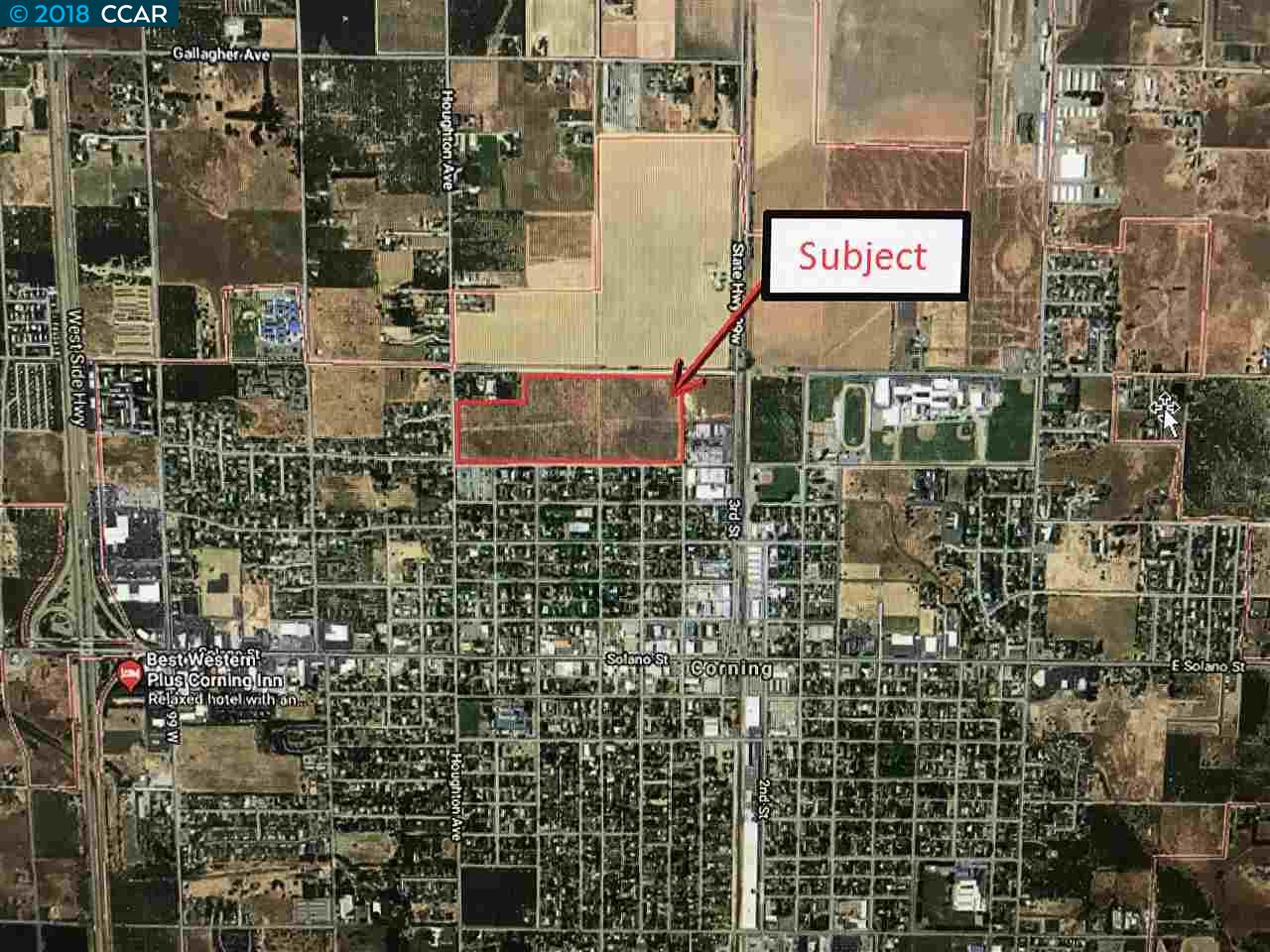 Land for Sale at North North Corning, California 96021 United States