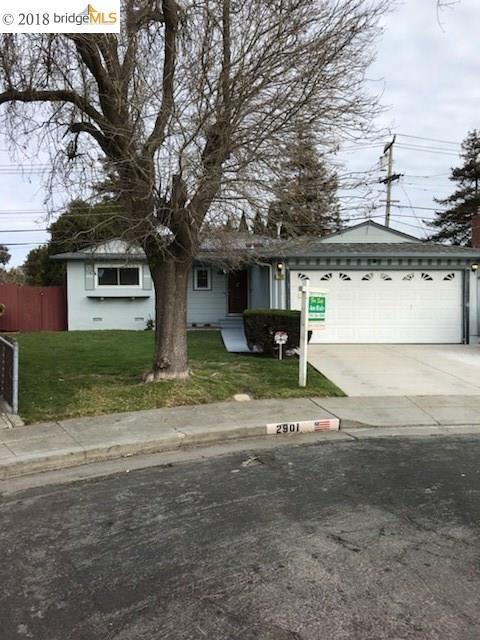 Casa Unifamiliar por un Venta en 2901 Mckenzie Drive 2901 Mckenzie Drive Richmond, California 94806 Estados Unidos