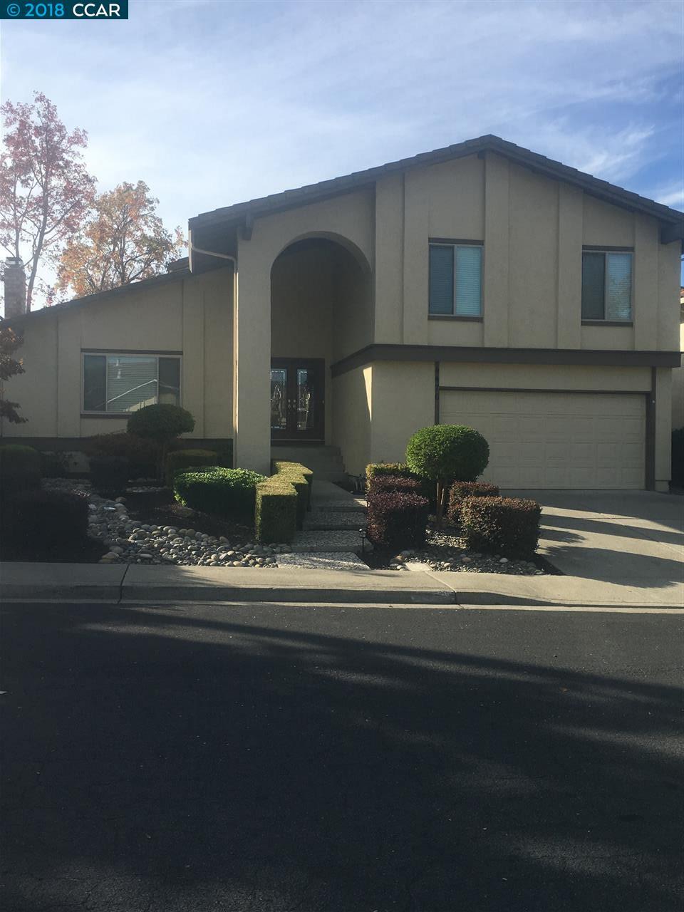 Einfamilienhaus für Mieten beim 4476 Leatherwood Court 4476 Leatherwood Court Concord, Kalifornien 94521 Vereinigte Staaten