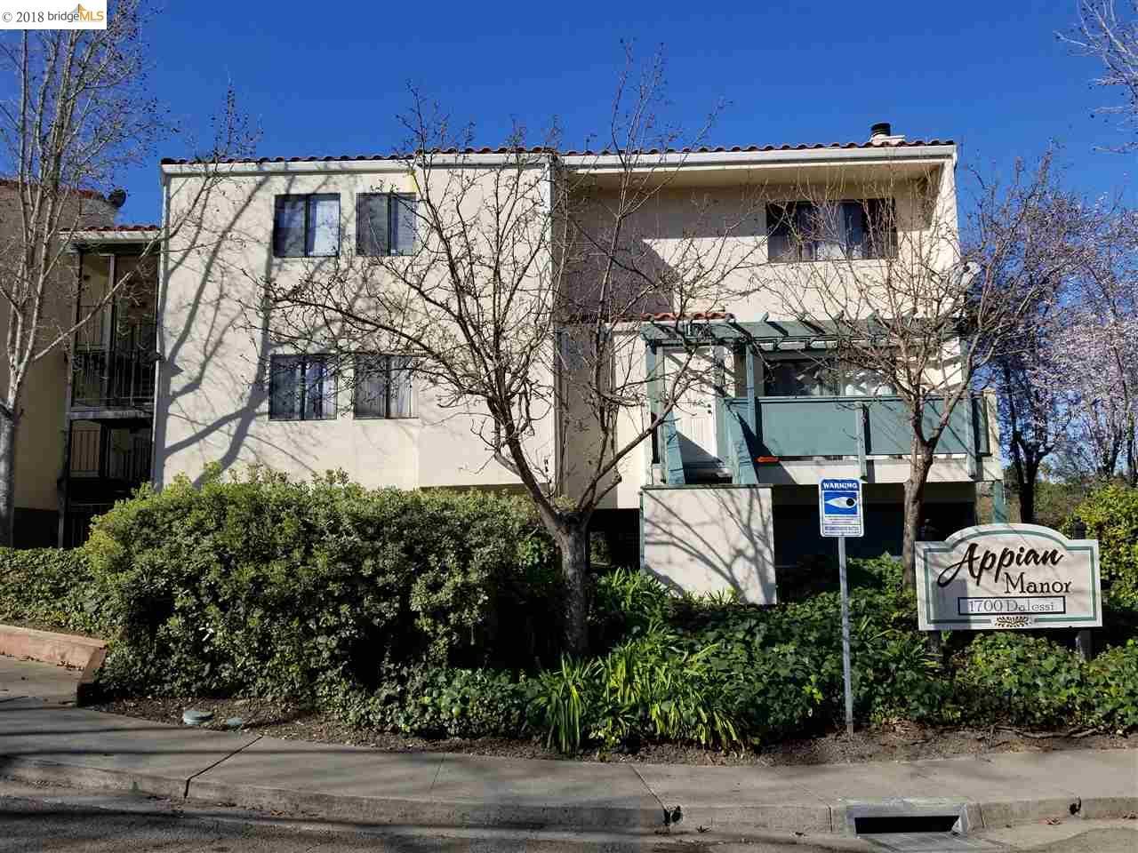 Condominio por un Venta en 1719 Dalessi Drive 1719 Dalessi Drive Pinole, California 94564 Estados Unidos
