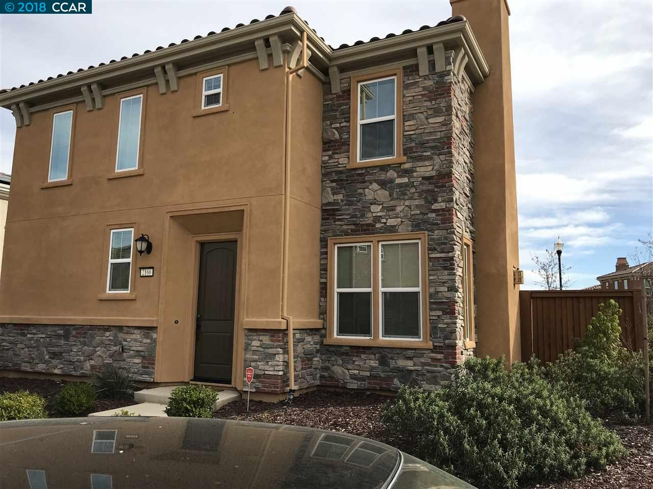 Частный односемейный дом для того Аренда на 2166 Prato Street 2166 Prato Street Brentwood, Калифорния 94513 Соединенные Штаты