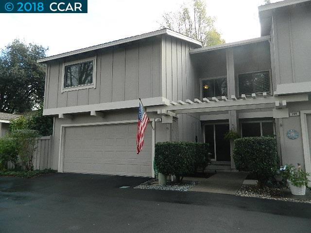 Townhouse for Rent at 145 Westfield Circle 145 Westfield Circle Danville, California 94526 United States