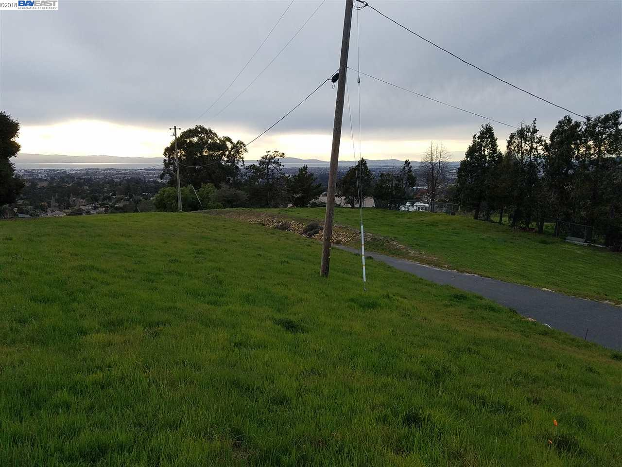 Land for Sale at Jelincic Drive Jelincic Drive Hayward, California 94542 United States