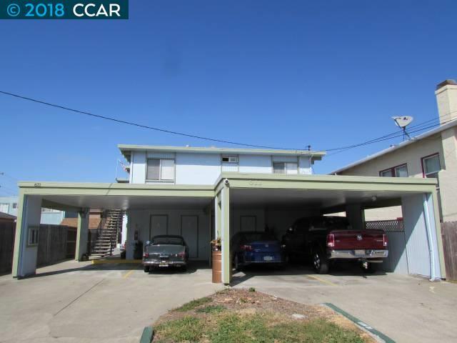 Einfamilienhaus für Mieten beim 611 16Th Street 611 16Th Street Richmond, Kalifornien 94801 Vereinigte Staaten