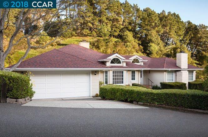 一戸建て のために 売買 アット 1 Monterey Terrace 1 Monterey Terrace Orinda, カリフォルニア 94563 アメリカ合衆国