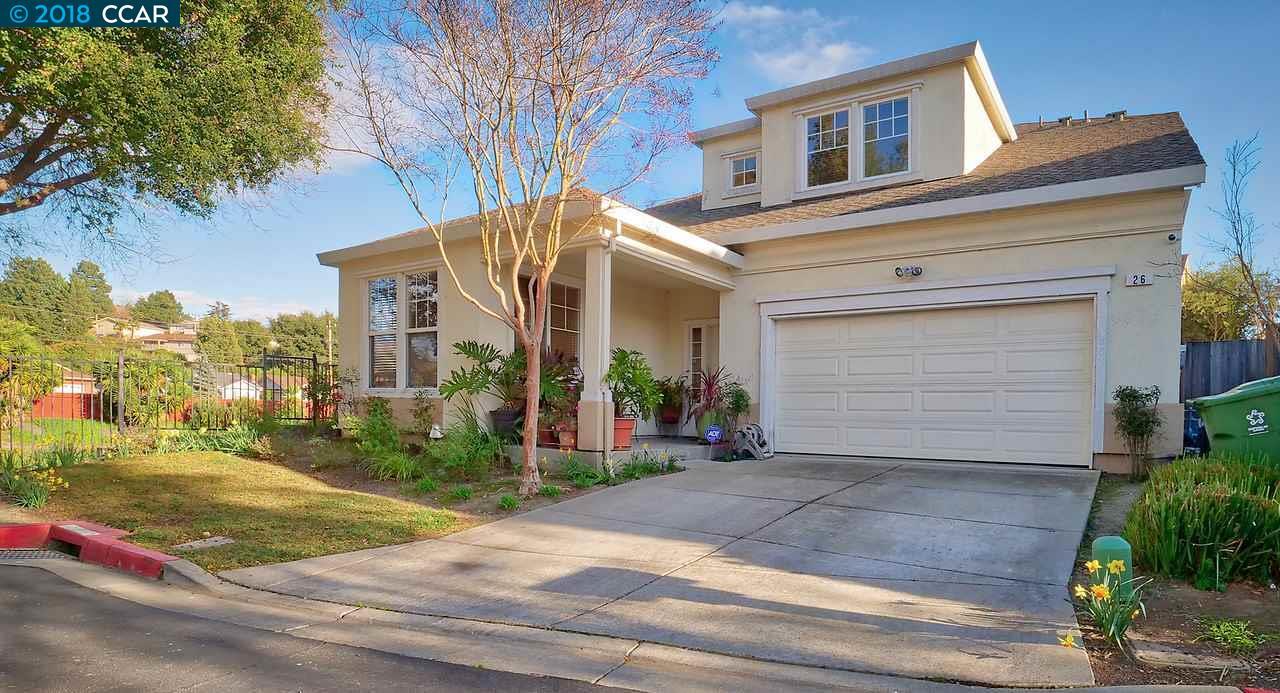 一戸建て のために 売買 アット 26 Summer Breeze Court 26 Summer Breeze Court Rodeo, カリフォルニア 94572 アメリカ合衆国