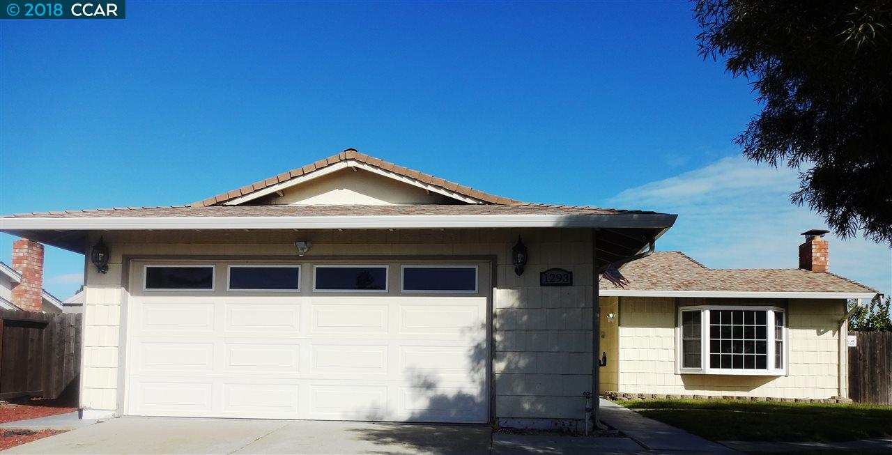 一戸建て のために 売買 アット 1293 Donald Drive 1293 Donald Drive Rodeo, カリフォルニア 94572 アメリカ合衆国