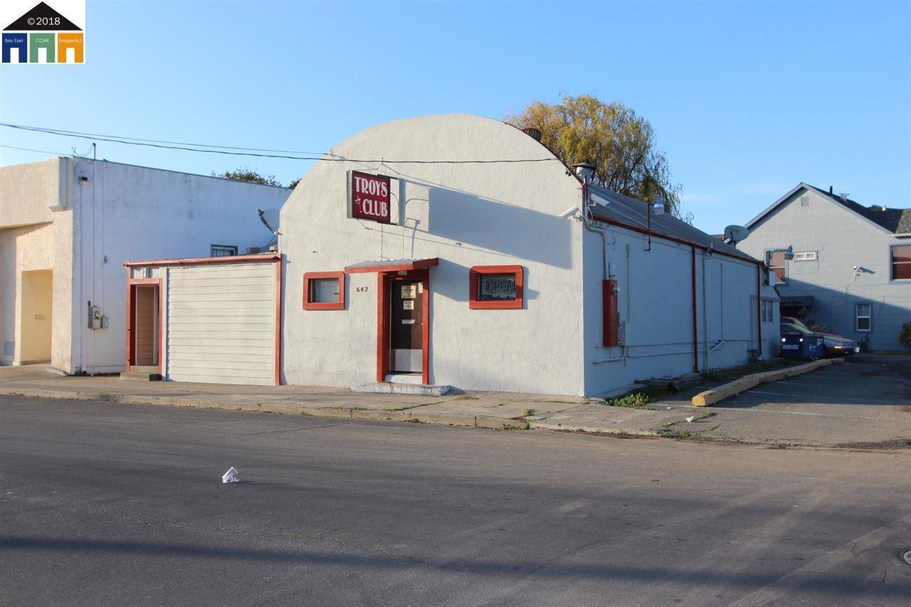 商用 のために 売買 アット 642 1St Street 642 1St Street Rodeo, カリフォルニア 94572 アメリカ合衆国