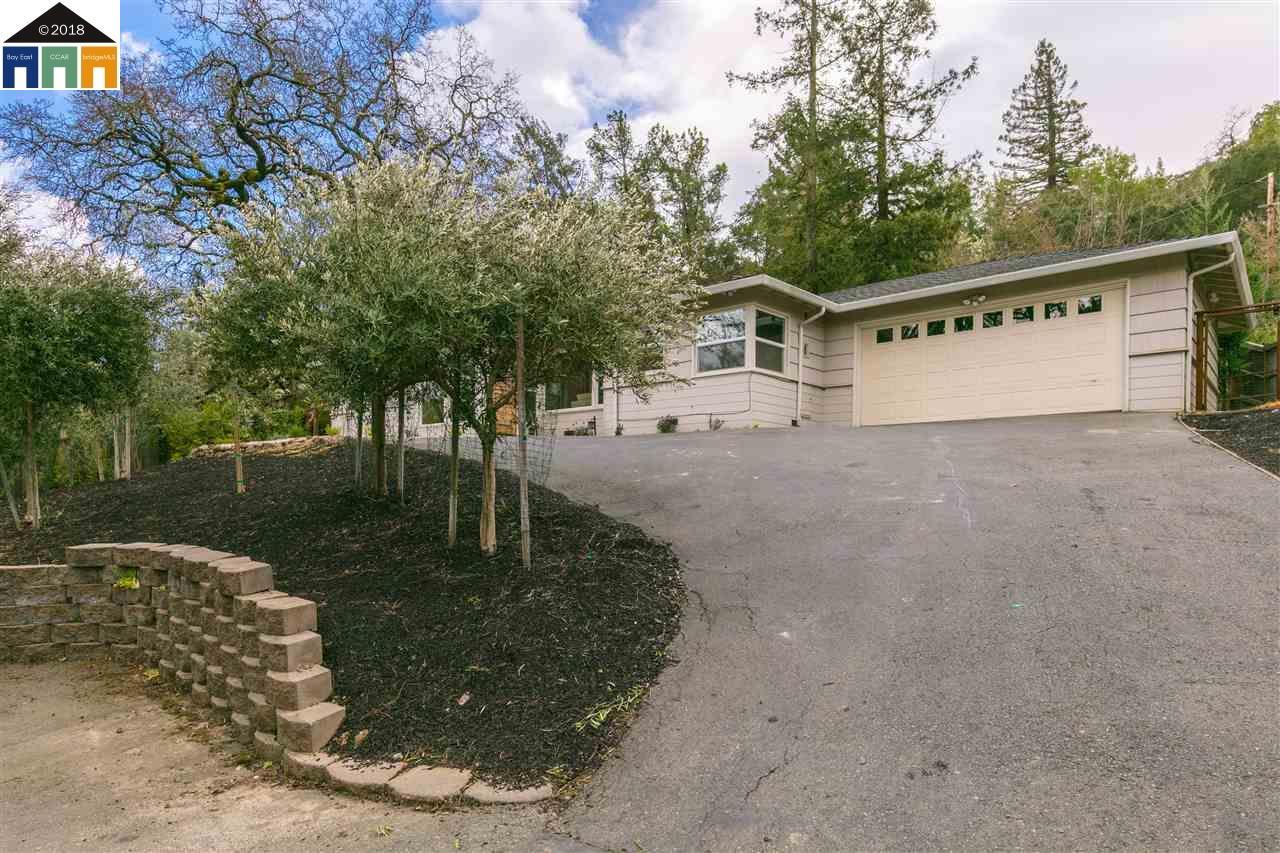 一戸建て のために 売買 アット 210 Moraga Way 210 Moraga Way Orinda, カリフォルニア 94563 アメリカ合衆国