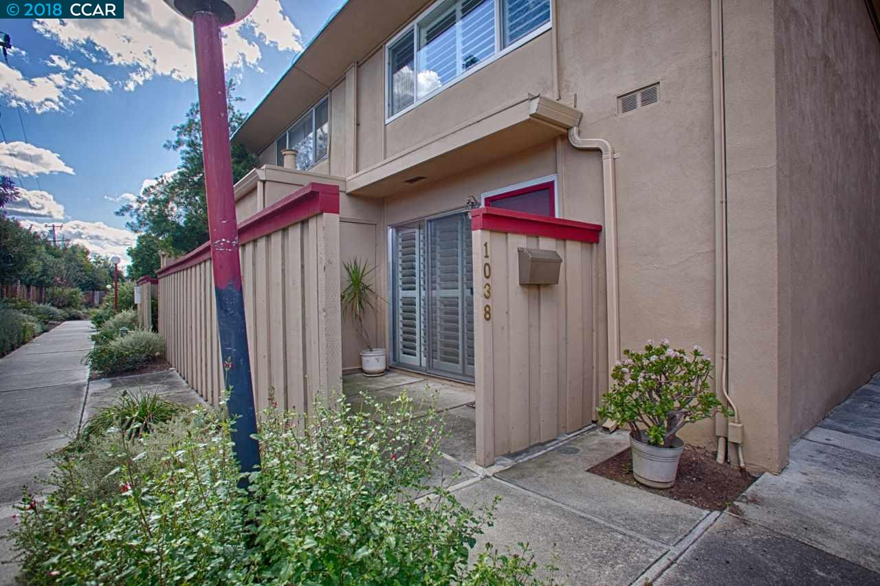 Townhouse for Sale at 1038 Bancroft Road 1038 Bancroft Road Concord, California 94518 United States