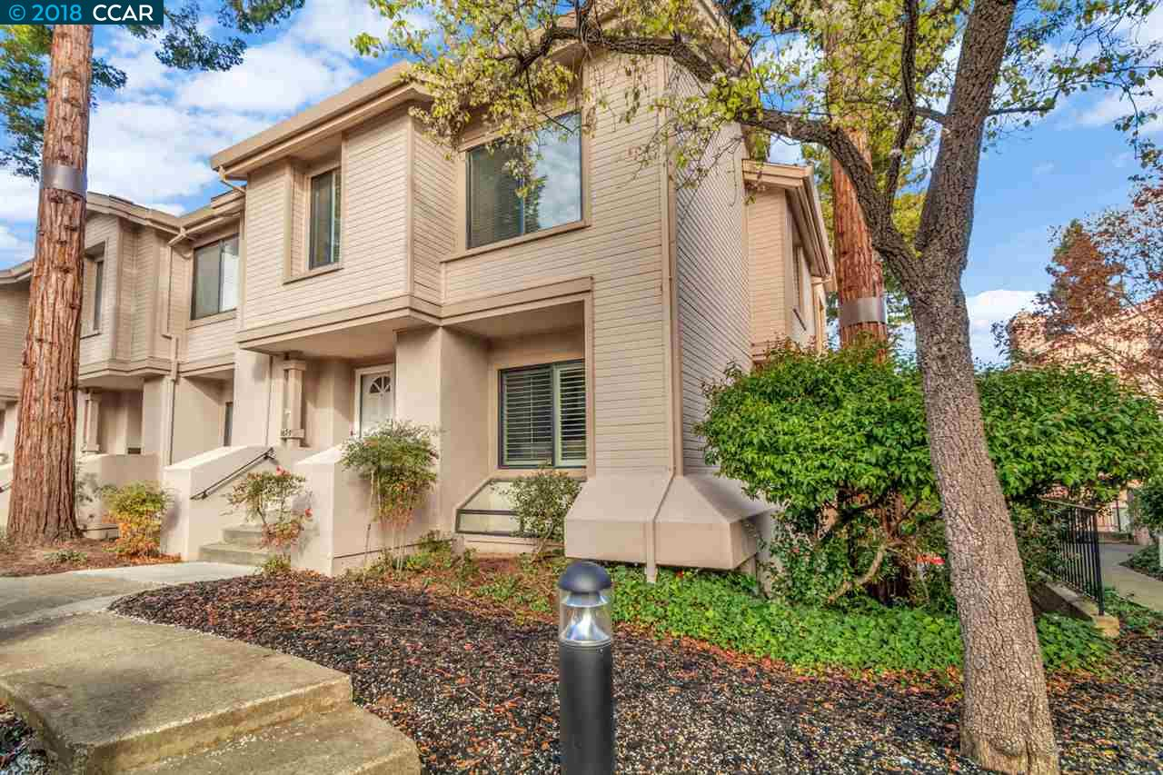 Townhouse for Sale at 1679 Geary Road 1679 Geary Road Walnut Creek, California 94597 United States